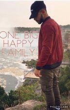 One Big Happy Family! by eishaa23