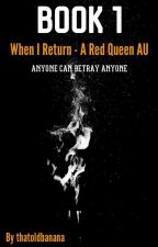 Red Queen - Alternate Universe #1 by thatoldbanana