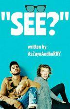 """See?"" » Zarry 🔁 by itsZaynAndhaRRY"