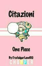 Citazioni One Piece by Saeki458