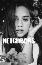 Neighbors || Brandon Rowland  by cherrieshunter