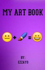 My Art Book by EzzaYo