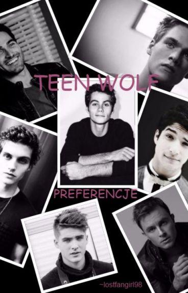 Teen Wolf - Preferencje+Imaginy
