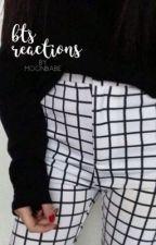BTS reactions & MTL's || 방탄소년단 by m00ngurl