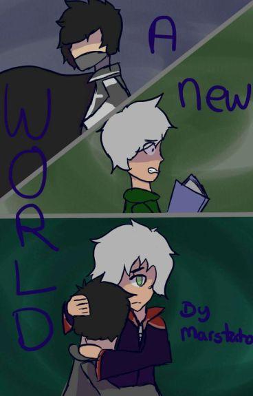 A New World  {A Zanvis FF}
