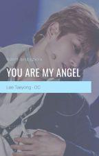 YOU ARE MY ANGEL by BheazKYA