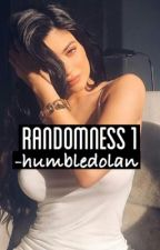 The Awesome book of Randomness 1 by SelenaQandSkillet