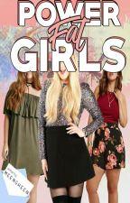 Power Fat Girls by Meensheen