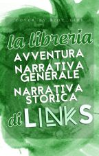 La libreria Avventura, Narrativa Generale e Narrativa Storica di LinkS by LinkS_IT