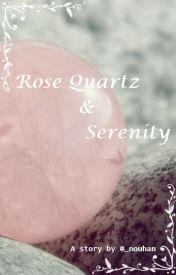 Rose Quartz & Serenity by mochiwoozi
