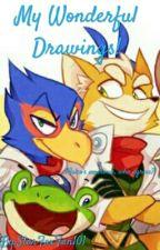 My wonderful drawings! \(•_•)/ by GeekChic99
