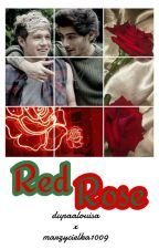 Red Rose / Ziall Horlik ✏ by dupaalouisa