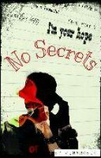 No Secrets (BTS JHOPE FANFIC) by misshobie
