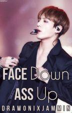 Face DOWN Ass UP || JiKook sexting by DrawonixJammin