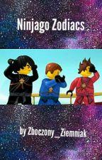 Ninjago - Zodiacs ✏ /W trakcie Przywracania / by -Nya-Nya-