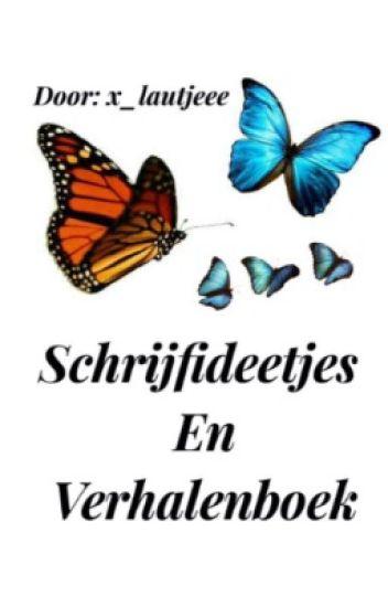 Schrijfideetjes&Verhalenboek