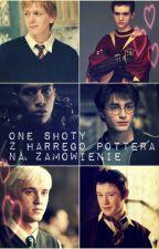 One-Shoty z Harrego Pottera na zamówienie! by MeasyEasy