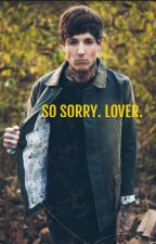 So Sorry, Lover (Oliver Sykes X Reader) by CyanideBlood