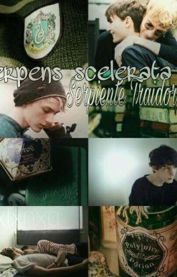 Serpiente Traidora ↯ •Scorbus•