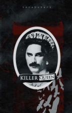 killer queen ➣kapak tasarım by tonehstark