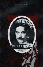 killer queen ▸ KAPAK TASARIM by tonehstark