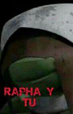 Tmnt (raph y tu) by denissema12