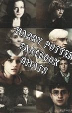 Harry potter facebook chat by JcatDirectioner01