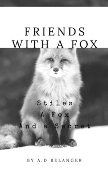 Friends with a fox