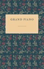 Grand Piano {A Penderry's Bizzare Fanfic} by XDarkXEnergy