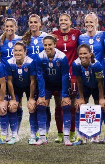My Life With USWNT