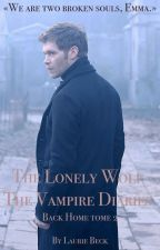 The Lonely Wolf | The Vampire Diaries by Laubeck10