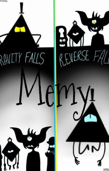 Memy z Gravity & Reverse Falls