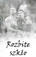 Rozbite szkło   Lewandowski x Neuer by monixela