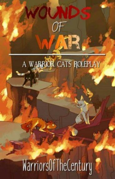 Warriors Roleplay: Wounds of War