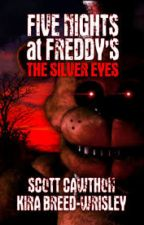 Five Nights at Freddy's Silver Eyes by Jemjelly