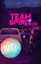 Team Spirit [lgbtq] by KeriHalfacre