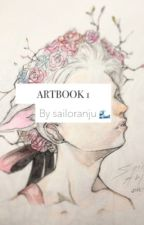 • Art book 1 • by sailoranju