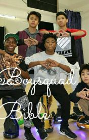 Big Book Of Boysquad  by Niya_Slayyy