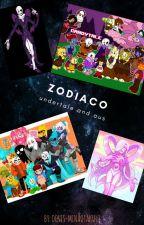 Zodiaco undertale  by Denis_minaotaku