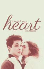 I'll mend your heart (A Logan Lerman Fanfiction) by InfiniteMinds
