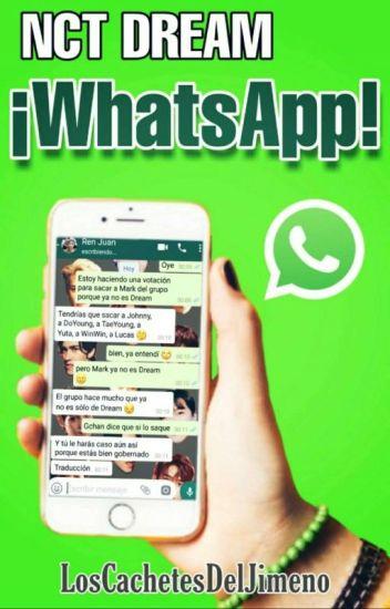 NCT Dream WhatsApp