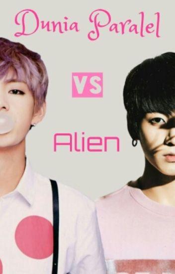 Alien vs Dunia Paralel