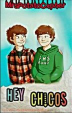 ¡Hey Chicos! -Tyrone,Dipper Y Tú- by -CxelPhxtomhive