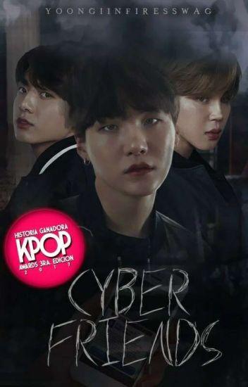 CyberFriends [YoonMinKook] ~ #KpopAwards2017