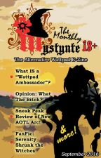 The Monthly Mystynyte (September 2016) Mature 18+ by Mystynytes