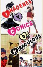 Imagenes y Cómics de Miraculous by S-4-V-L-27