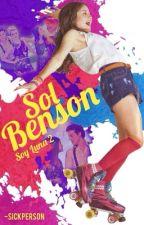 Sol Benson | Soy Luna 2  by -sickperson