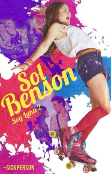 Sol Benson   Soy Luna 2 #PremiosNutella2016