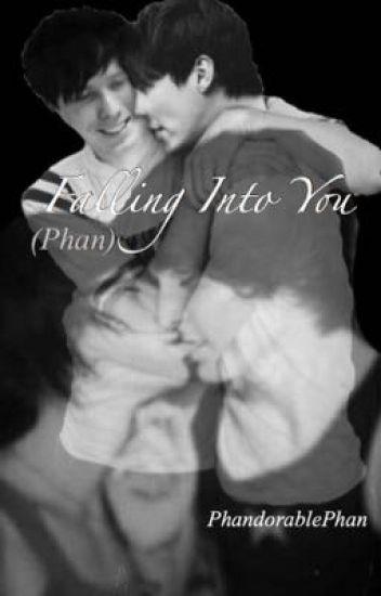 Falling Into You {Phan AU}