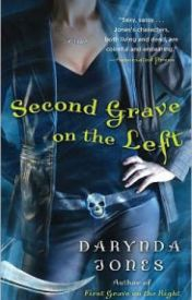 Second Grave on the Left (Charley Davidson Series #2) by baghkimicgu